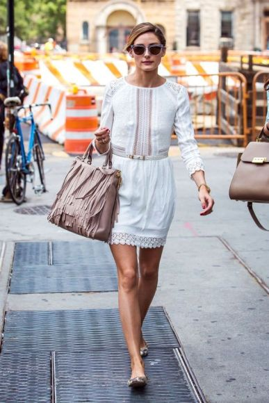 Olivia Palermo (Photo Credit: Pinterest)