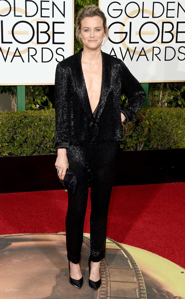 Golden-Globe-Awards-2016-Taylor-schilling-Thakoon