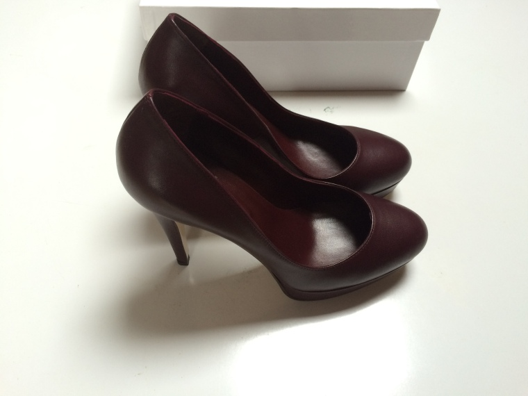 Irene-Costa-Stilettos-AW15-Pumps-burgundy