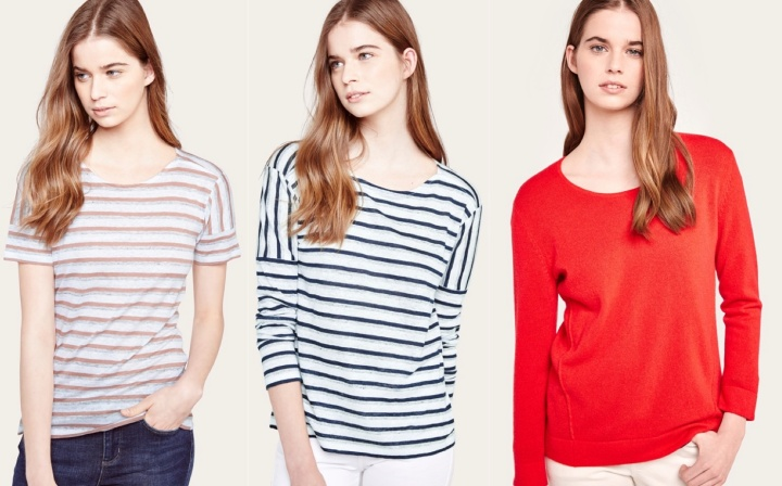 Eternal-Optimist-SS16-Trend-InStyle-Comptoir-des-Cotonniers-Striped-Shirt-Jumper