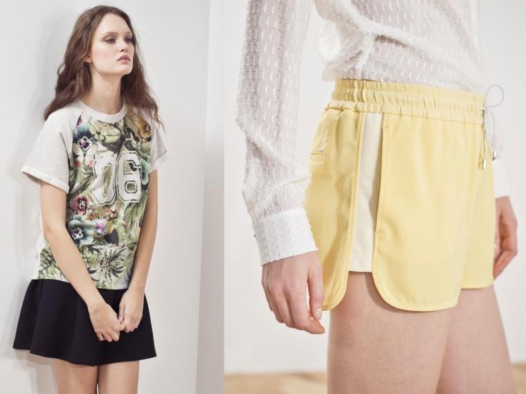 Eternal-Optimist-SS16-Trend-InStyle-IKKS-Shirt-Shorts-Yellow-Print-Number
