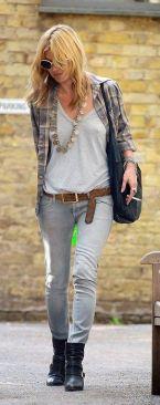 Kate Moss (Photo Credit: Pinterest)