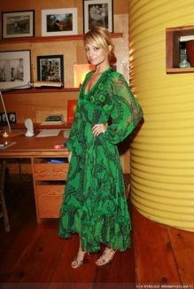 Nicole Richie in Thea Porter (Photo Credit: Pinterest)
