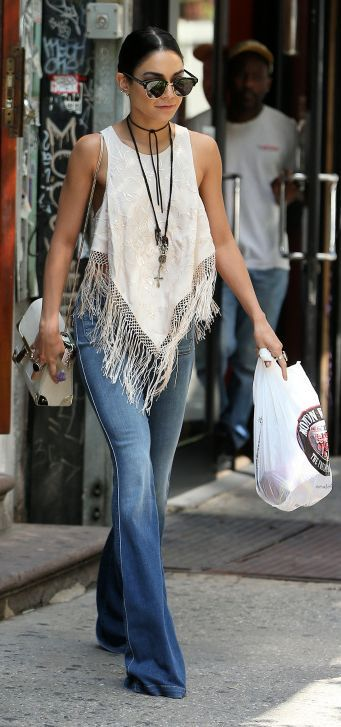 26ba63ee76caed sienna-miller-boho-chic-hippie-style -trend-pinterest–fashion-blog-blogger-belgian-blogueuse-mode-maxi-skirt-vanessa-hudgens- flared-jeans-denim-crochet-top ...