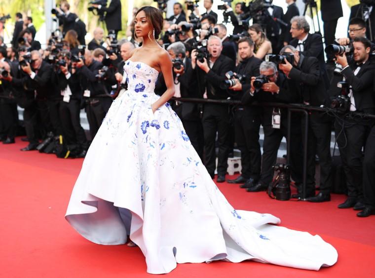 Festival-de-Jourdan-Dunn-Cannes-Best-Dressed-2016-Ralph-Russo-Top-10