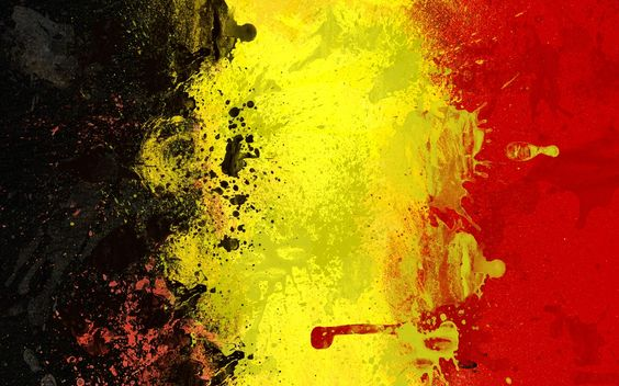 How To Show Your Colors: Go Belgium!