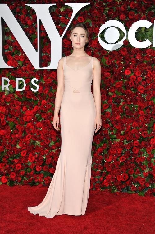 Tony-Awards-2016-Red-Carpet-Arrivals-E!Online-Top-10-Best-Dressed-Vogue-Saoirse-Ronan