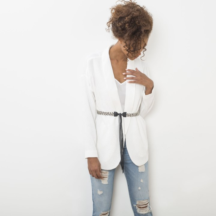 IKKS-White-Wishlist-Kimono-Jacket-Business-Meeting-Work-Appropriate