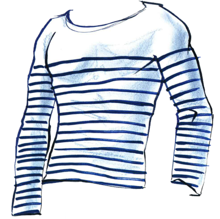 la-marinière-white-blue-striped-tee-sweater-tricot-jean-paul-gaultier-jpg-rayé