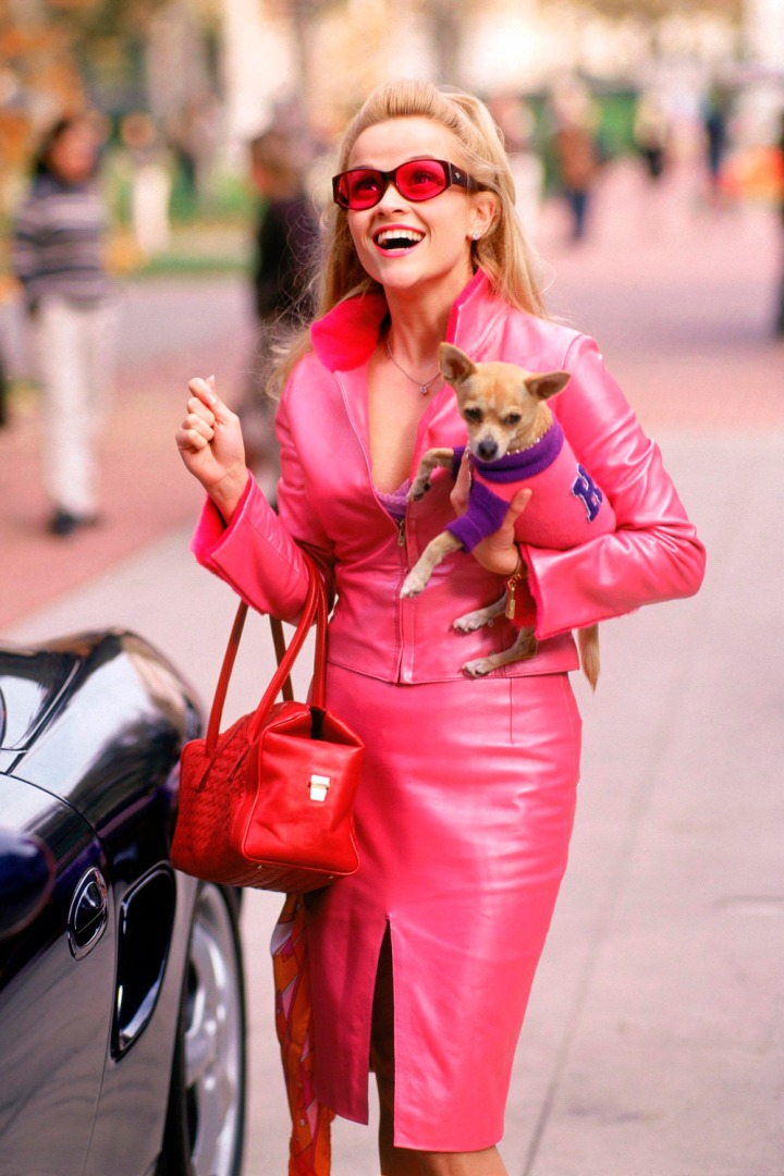 Movie-Style-Stylish-Pink-rose-pinterest-witherspoon-harvard-Crop-Reese-Legally-Blonde