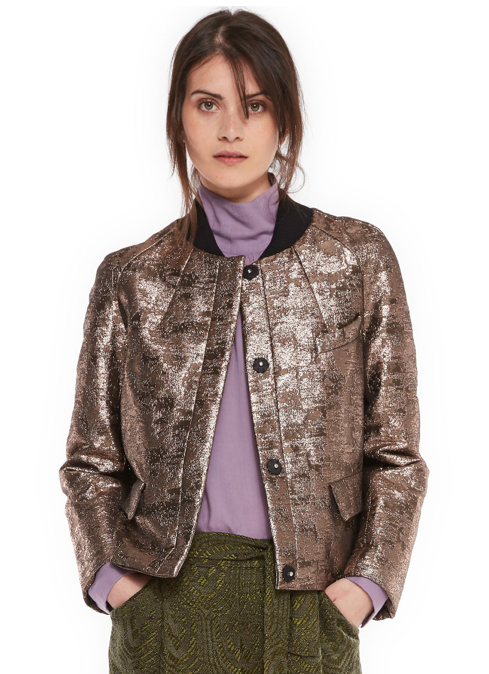 essentiel-antwerp-short-jacket-silver-argent-green-vert-belgian-fashionista-french-brand-silver-techno-times-trend-autumn-winter-automne-hiver-2016-2017-aw1617-tendance-tendances-trends