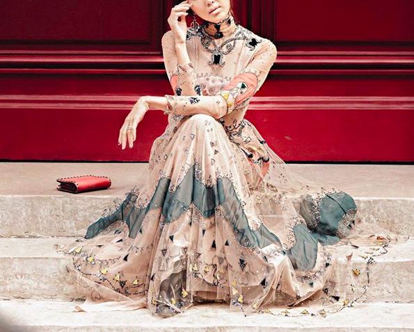 london-fashion-week-lfw-milan-paris-pfw-lfw-big-trends-instagram-bloggers-christelle-lim-maison-valentino
