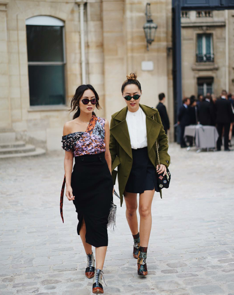 london-fashion-week-lfw-milan-paris-pfw-lfw-big-trends-instagram-bloggers-songofstyle-song-of-style-aimee-christian-dior