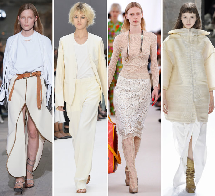 london-fashion-week-lfw-milan-paris-pfw-lfw-big-trends-instyle-white-beige-report