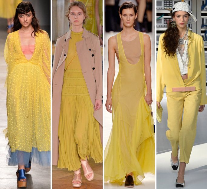 london-fashion-week-lfw-milan-paris-pfw-lfw-big-trends-instyle-yellow-for-win-report