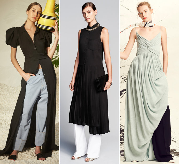 nyfw-new-york-fashion-week-recap-big-report-trend-trends-dress-pant-pairing-combo-instyle