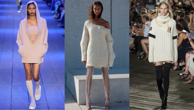 nyfw-new-york-fashion-week-recap-big-report-trend-trends-vogue-cocoon-dress