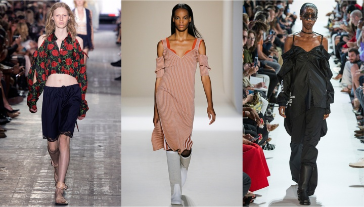 nyfw-new-york-fashion-week-recap-big-report-trend-trends-vogue-off-the-shoulder-show-your