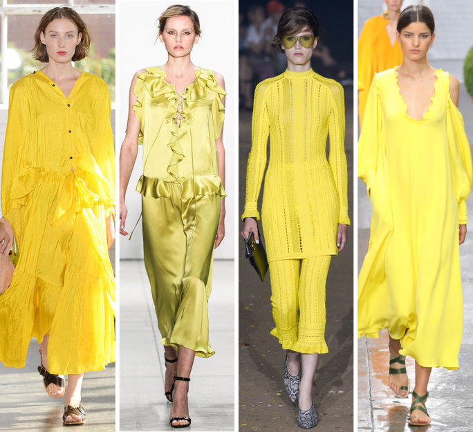 nyfw-new-york-fashion-week-recap-big-report-trend-trends-yellow-instyle