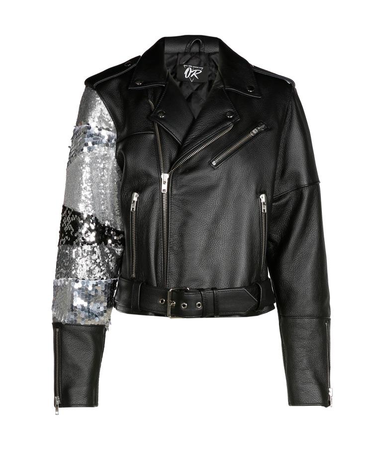 o-ren-leather-cuir-jacket-veste-biker-jenna-sequin-silver-argent-belgian-fashionista-french-brand-silver-techno-times-trend-autumn-winter-automne-hiver-2016-2017-aw1617-tendance-tendances-trends