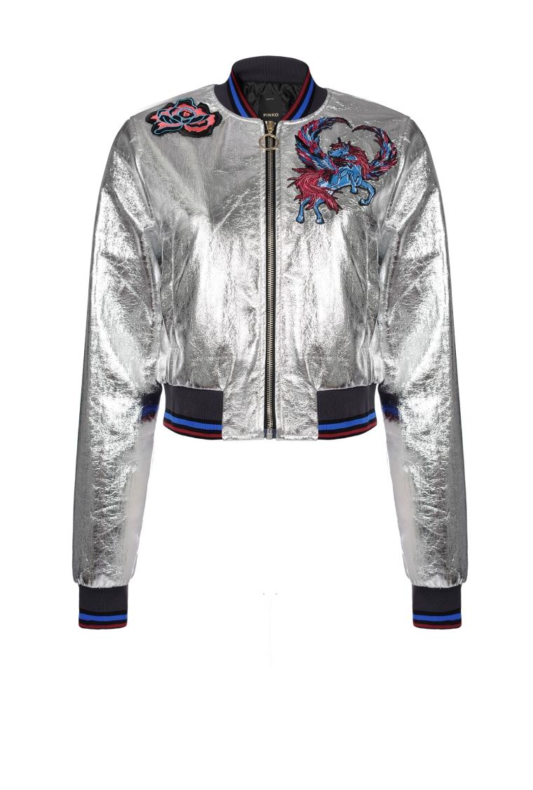 pinko-italian-silver-bomber-jacket-belgian-fashionista-french-brand-silver-techno-times-trend-autumn-winter-automne-hiver-2016-2017-aw1617-tendance-tendances-trends