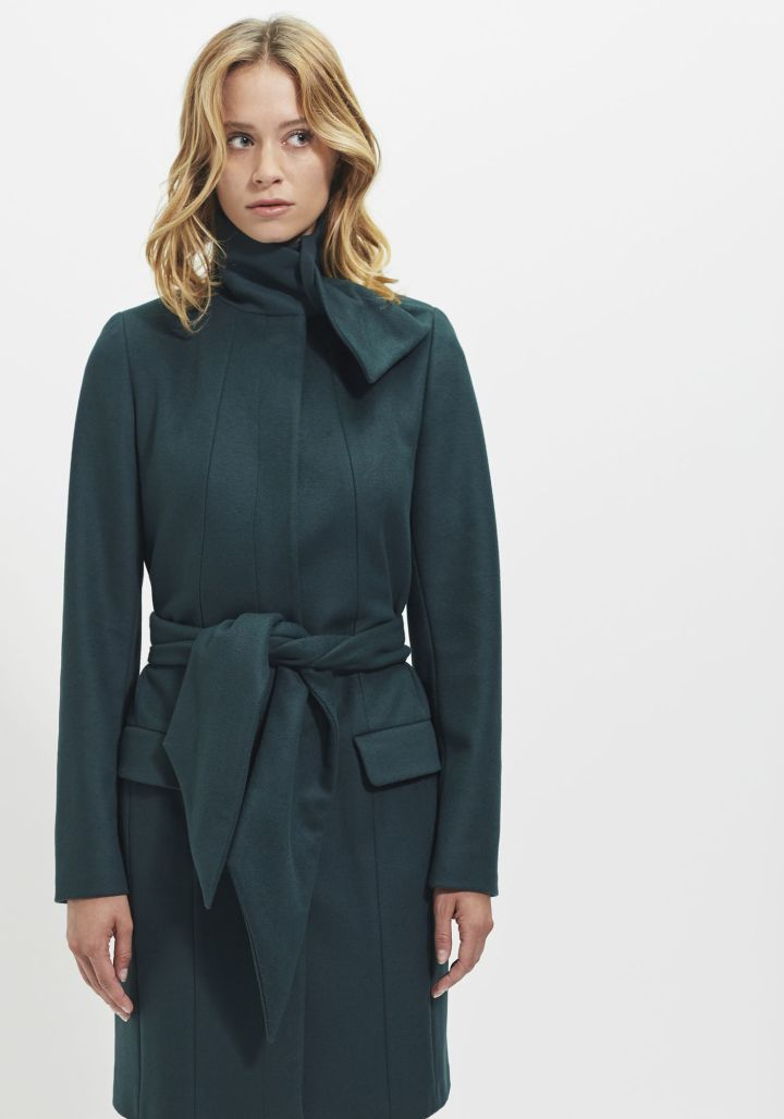 series-trends-autumn-winter-aw16-green-belgian-brand-french-ikks-manteau-long-vert-femme-coat-women