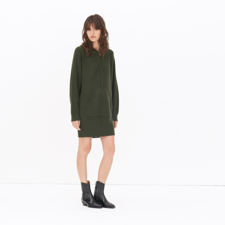 series-trends-autumn-winter-aw16-green-belgian-brand-french-sandro-paris-sweater-dress-pull