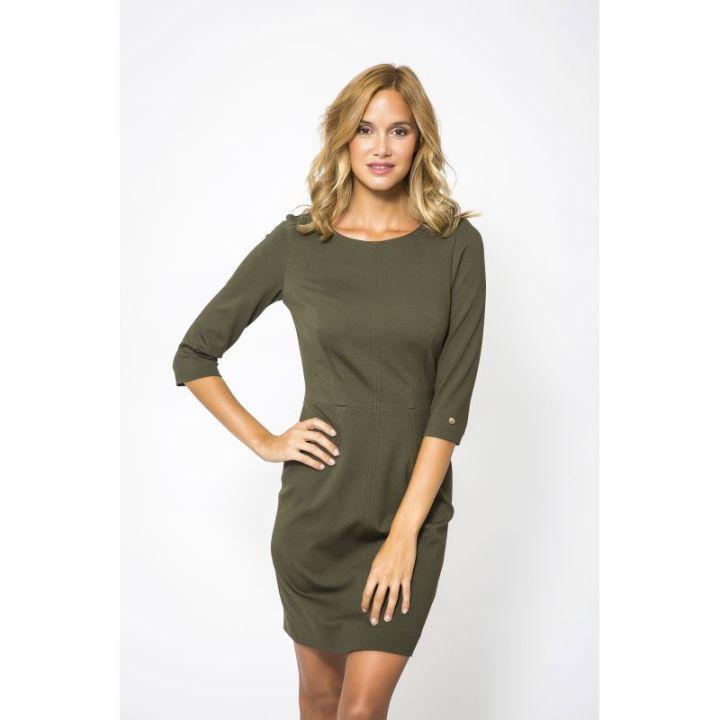 series-trends-autumn-winter-aw16-green-belgian-brand-mer-du-nord-dress-raya-milano-kaki