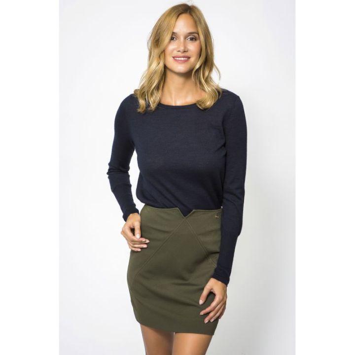 series-trends-autumn-winter-aw16-green-belgian-brand-mer-du-nord-skirt-jeff-milano-kaki