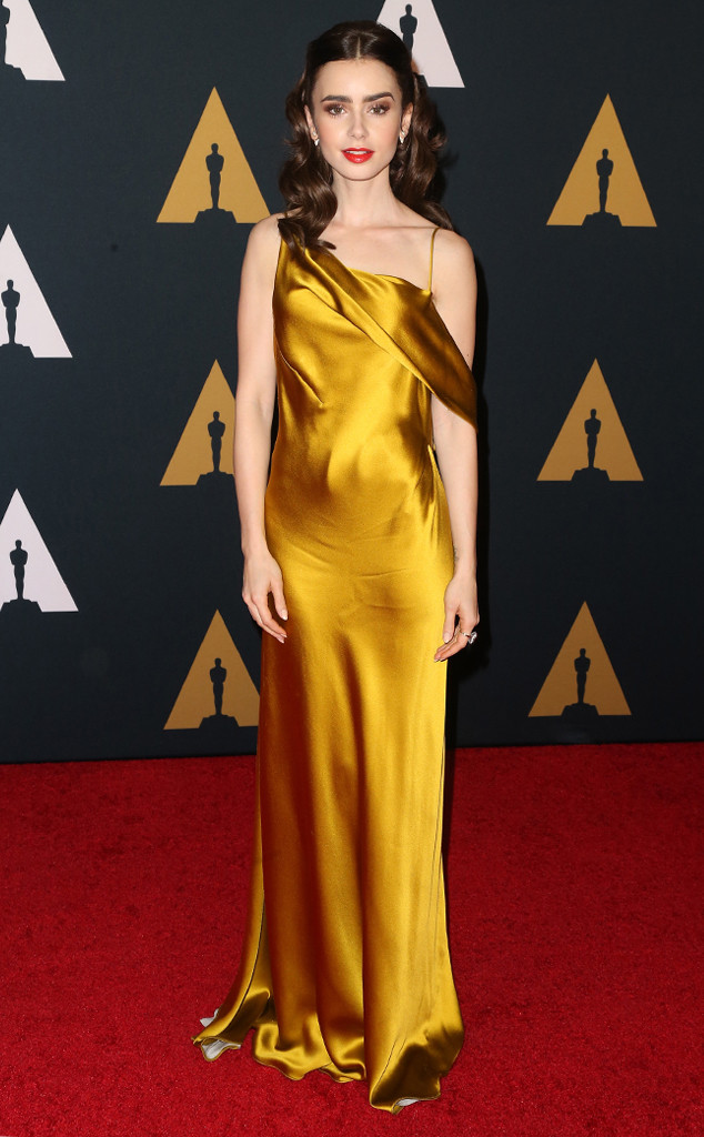 governors-awards-2016-red-carpet-arrivals-top-10-best-dressed-lily-collins