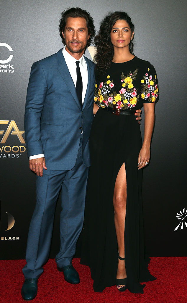 hollywood-awards-2016-red-carpet-arrivals-top-10-best-dressed-matthew-mcconaughey-camilla-alves
