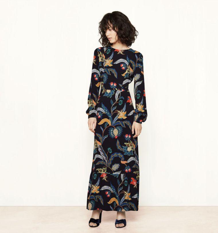 maje-brand-russian-baroque-trend-autumn-winter-trend-aw1617-belgian-fashionista-fashion-blog-blogueuse-belge-mode-long-maxi-dress-rousseau-print
