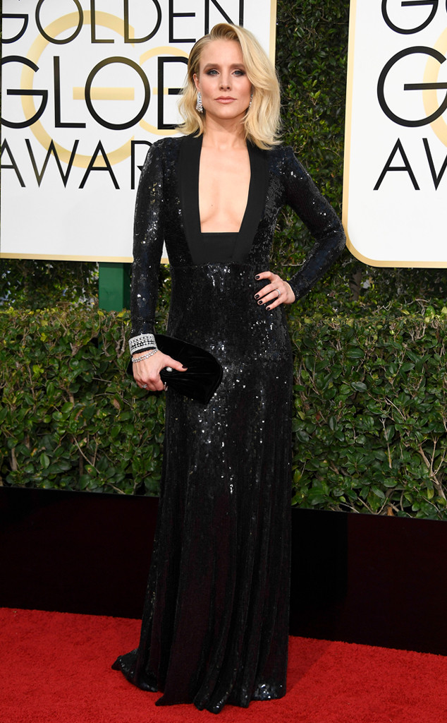 golden-globes-2017-best-looks-top-10-actresses-actrices-kristen-bell-jenny-packham-jimmy-choo-harry-winston