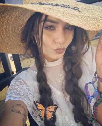 Photo Credit: Vanessa Hudgens Instagram