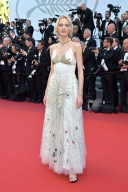 Daria Strokous in Dior (Photo Credit: Vogue)