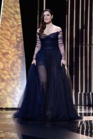 Monica Bellucci in Dior (Photo Credit: Vogue)