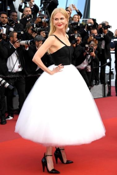 Nicole Kidman in Calvin Klein (Photo Credit: Vogue)