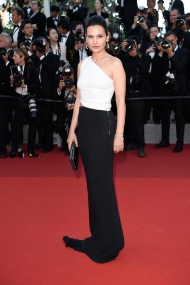 Virginie Ledoyen in Stella McCartney (Photo Credit: Vogue)
