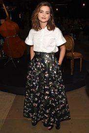 Jenna Coleman (Photo Credit: InStyle)