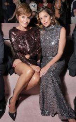 Cindy Crawford and Helena Christensen (Photo Credit: InStyle)