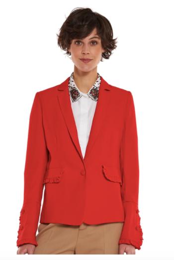 Odell jacket (Photo Credit: Essentiel-Antwerp)