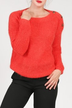 A buttoned pullover (Photo Credit: Just in Case)
