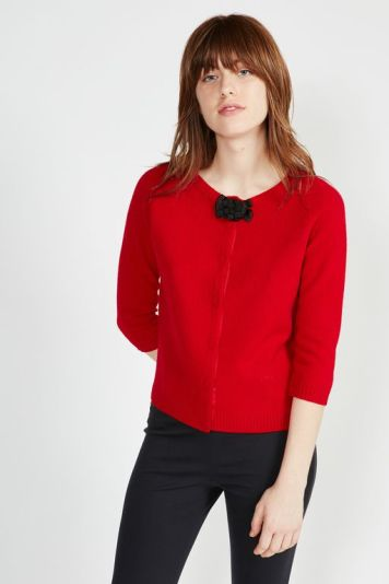 The Aly cardigan (Photo Credit: Mer du Nord)