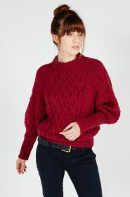 The Leony sweater (Photo Credit: Mer du Nord)