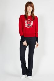 The Valentina sweater (Photo Credit: Mer du Nord)