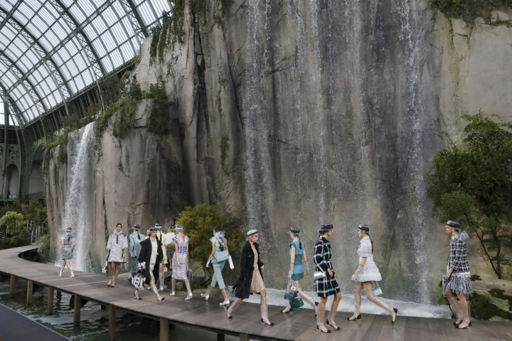 The Paris Fashion Week Spring/Summer 2018 Report