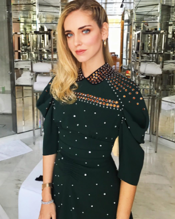 Chiara Ferragni (Photo Credit: Instagram)