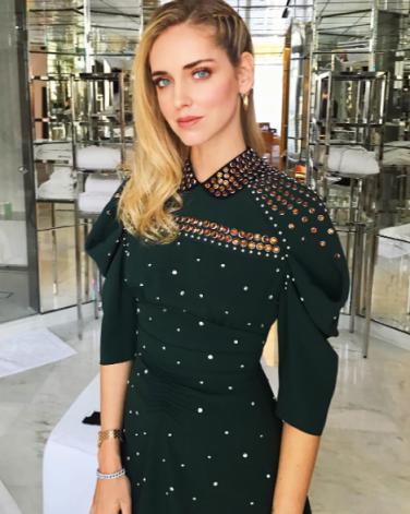 Chiara Ferragni (Photo Credit: Instagram)