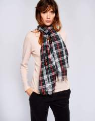 The Seika scarf (Photo Credit: Bellerose)