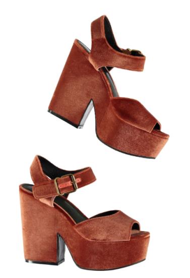 The Oletta shoes (Photo Credit: Essentiel-Antwerp)